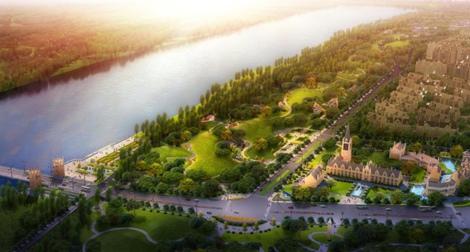 DachangChaobai River Development Area