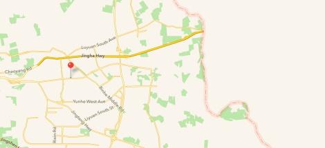 JanJiao China Apple Maps