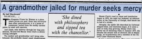 Maisie Clark Citizen Grab Headline